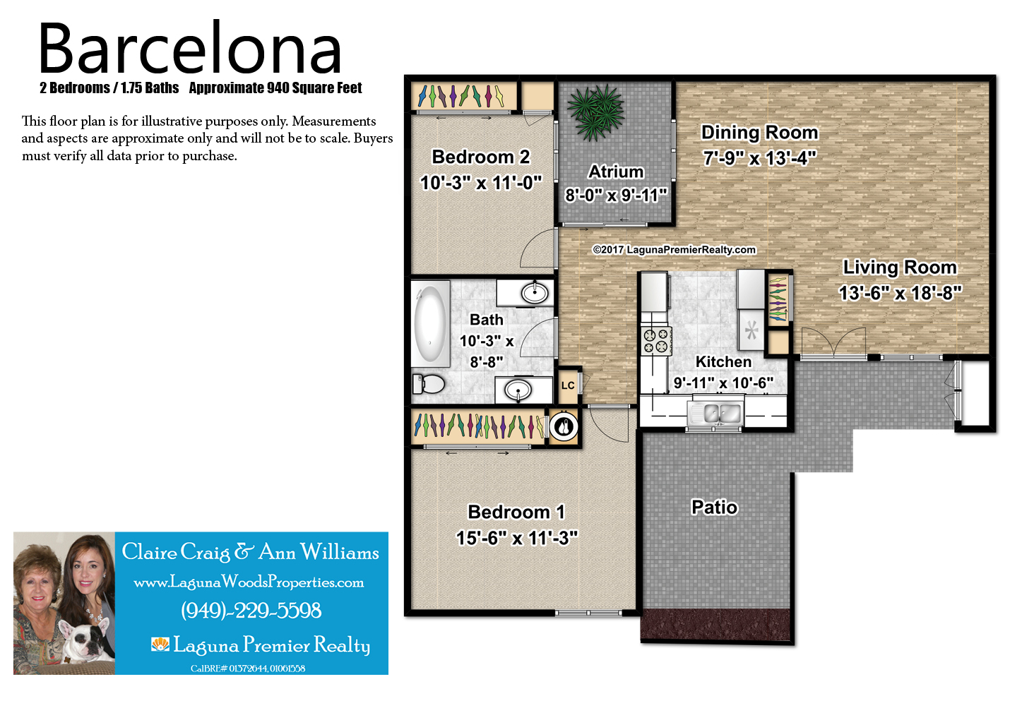 Laguna Woods Floor Plans Image collections - Cheap Laminate Wood ...